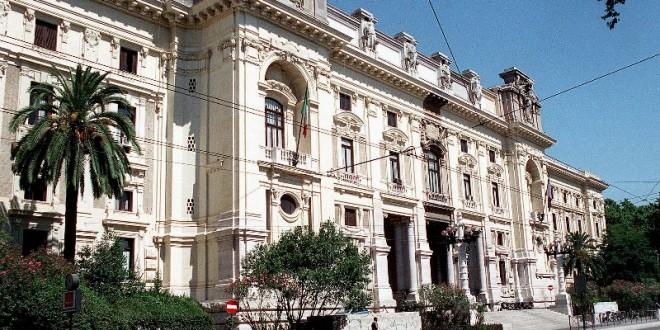 Sede del MIUR a Roma, viale Trastevere