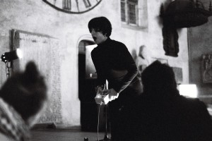 ive performances in Mulhouse, France at Saint-Jean Chapel 20/10/2015--- film photograph by Julia Mancini