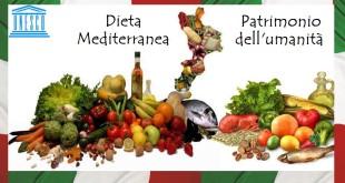 Dieta Mediterranea, patrimonio immateriale dell'umanità