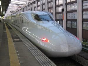 Shinkansen Series N700 fonte: wikipedia.org