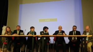 la giuria di Efebo corto festival 2015
