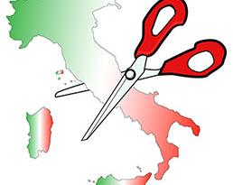 italia-forbice