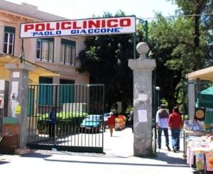 Foto tratta da policlinico.pa.it