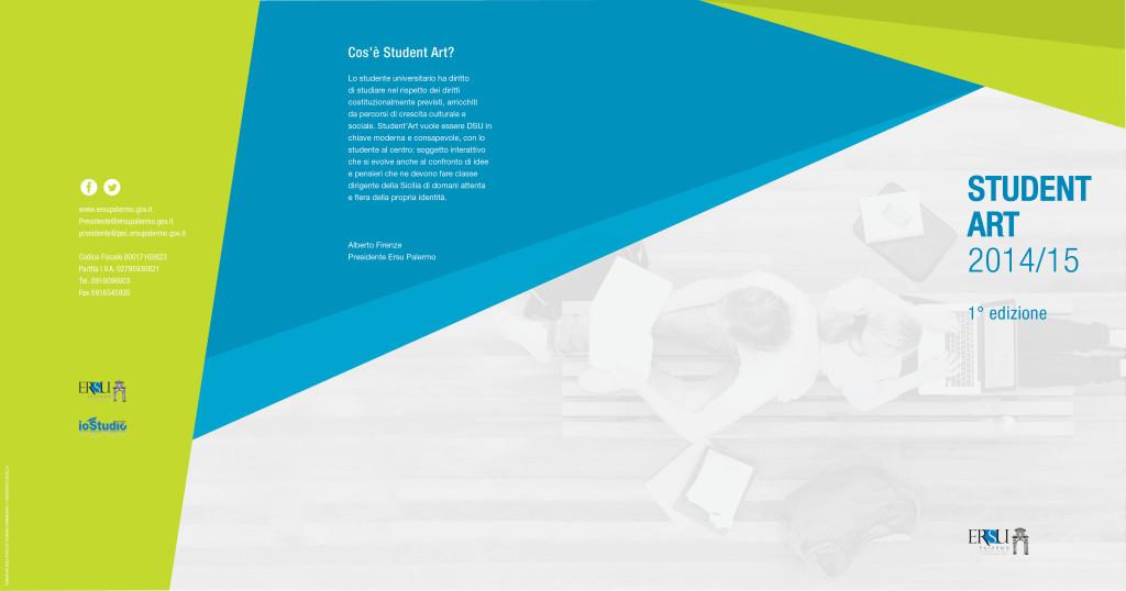 Brochure realizzata da Chiara Carmicino e Vincenzo Colella