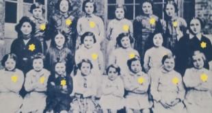 studenti con stella ebraica