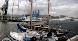 foto tratta dalla webcam: siciliacam.it