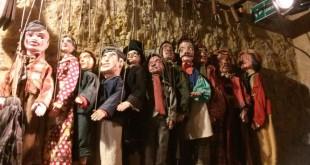 Tra artigiani e spettacoli Mimmo Cuticchio allestisce il Carnevale dei Pupi