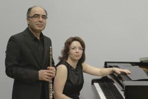 Foto tratta dal sito http://aramrazmgar.de/ pagina internet personale del flautista Aram Razmgar.