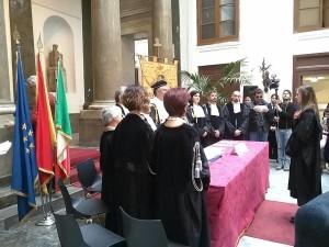 Proclamazione delle lauree