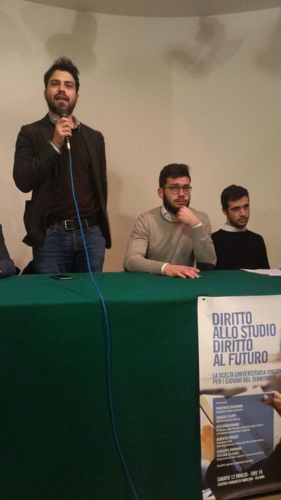 Giuseppe Bonanno, senatore accademico Unipa