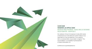 """Unipa: Boston Consulting Group presenta """"The Future Makers"""""""