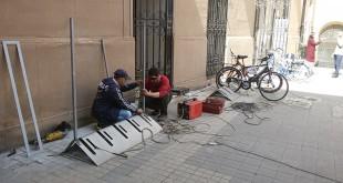 Migliorato il parcheggio bici a Giurisprudenza
