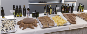 degustazione di successo per i prodotti siciliani a Bruxelles