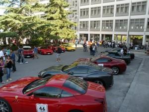 Ferrari Tribute 2013 unipa