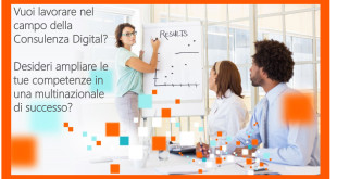 Recruting day di Avanade presso Unipa