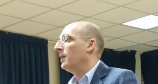 Alberto Firenze, presidente dell'Ersu Palermo