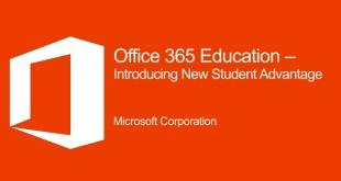 L'abbonamento a Microsoft Office gratuito per studenti e insegnanti