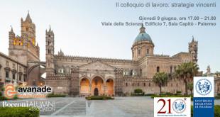 9 giugno - seminario colloquio di lavoro