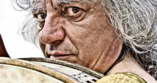Alfio Antico, uno dei protagonisti di Sound of Sicily