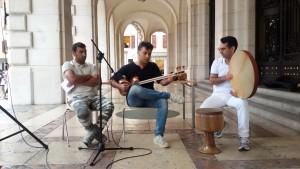 http://www.viadellanarrazione.it/gallery/ Foto del Concerto dello Sprar di Cividale