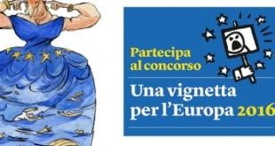 vignetta per l'europa