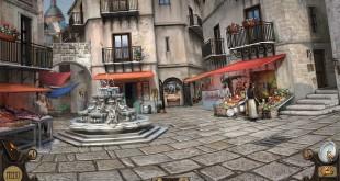 Palermo in un videogioco, tra Qanat, vicoli e sontuose ville Liberty