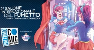 """""""Palermo Comic Convention"""", a settembre alla Fiera"""