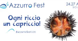 Ritorna l'Azzurro Fest, il festival enogastronimico di Sciacca