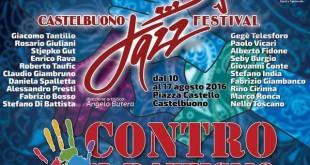 Notti di musica al Castelbuono Jazz Festival