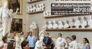 Giornate Europee del Patrimonio 2016: un weekend tra l'arte