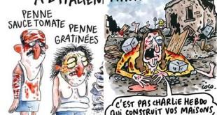 La satira di Charlie Hebdo: il parere degli studenti unipa