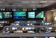 Sala controllo del Lyndon Johnson Space Center della NASA a Houston (texas)