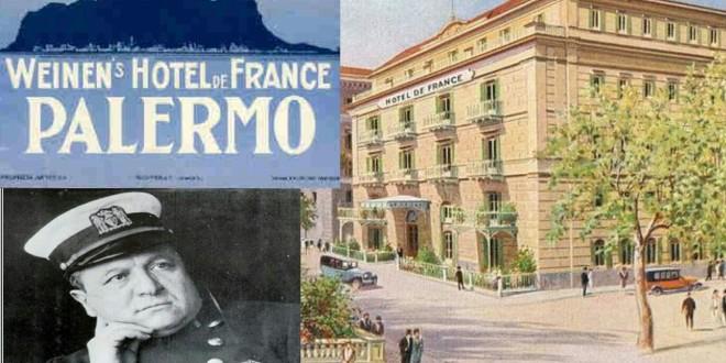 La residenza Universitaria Casa del Goliardo - Hotel de France ospita la manifestazione nella sala intitolata al poliziotto italo-americano Joe Petrosino