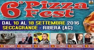"""Ritorna il """"Pizzafest"""" di Ribera"""