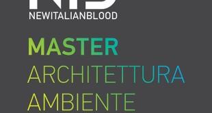 Borse di studio per il Master Architettura|Ambiente