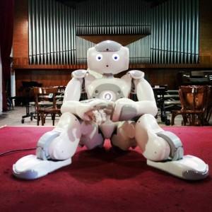 NAO, Il Robot che ha conquistato Palermo e non solo.