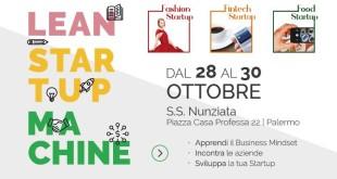 Lean startup machine a Palermo, come partecipare per acquisire una cultura del business, incontrare aziende e sviluppare una startup