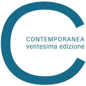 """Logo di """"CONTEMPORANEA ventesima edizione"""" Fonte: www.taukay.it"""