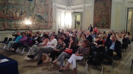 """""""La ottava croce celtica"""": il thriller presentato a villa Malfitano"""