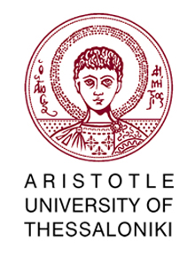 Logo dell'Università Aristotele di Salonicco