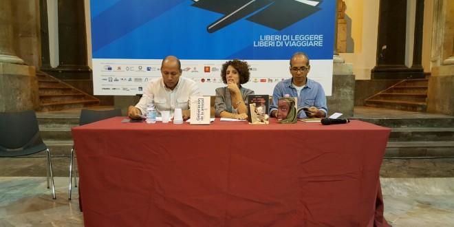 Limam Boicha e Luali Lahsen Salami al Festival delle Letterature Migranti
