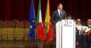 Renzi a Palermo: l'università ci aiuti a cambiare il paese