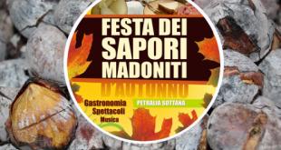 Petralia Sottana: la festa dei sapori madoniti d'autunno