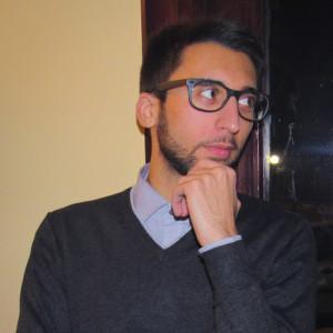 Ph. che ritrae l'Ingegnere Samuele Vinanzi.