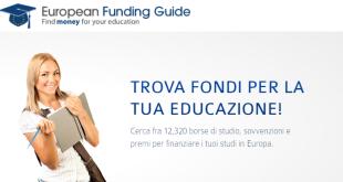 European Funding Guide, le borse di studio che non conosci