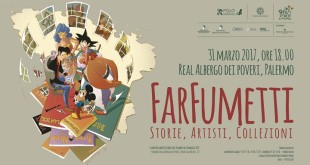 FarFumetti: Storie, Artisti e Collezioni – Intervista a Calogero Pumilia