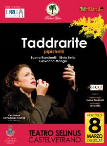 Taddrarite manifesto 8 marzo 2017