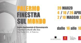 Palermo finestra sul mondo mostra fotografica e  rassegna cinematografica