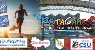 locandina sport RotaGames