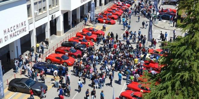Ferrari Tribute Unipa